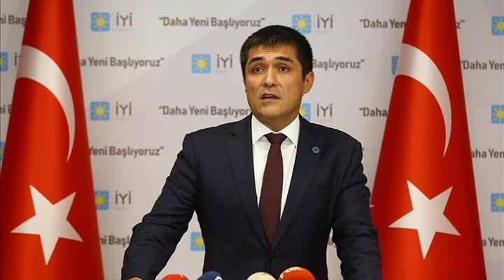 İYİ Parti İstanbul İl Başkanı Kavuncu'ya saldıran Sinan Oral tutuklandı