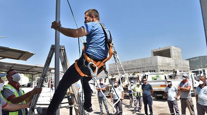 İşçileri bekleyen tehlikeler