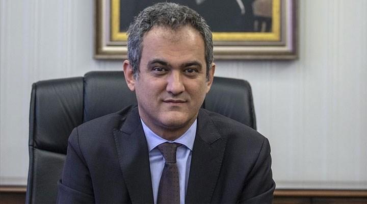Milli Eğitim Bakanı Özer'den sel bölgeleri için yüz yüze eğitim açıklaması