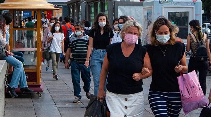 Türkiye'de koronavirüs: Son 24 saatte 18 bin 857 vaka, 232 can kaybı