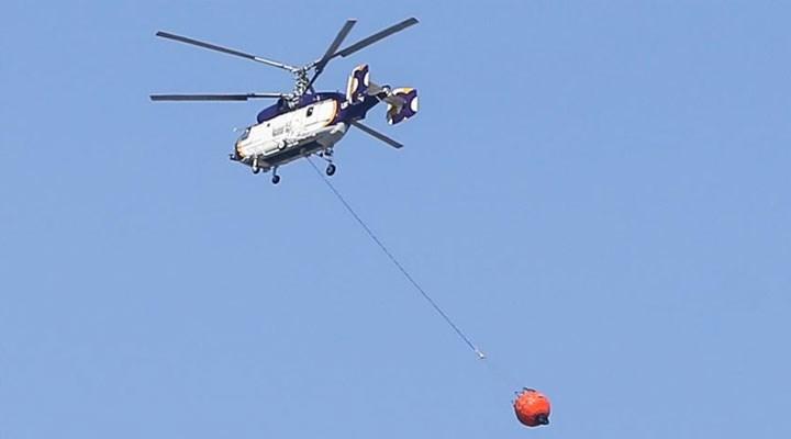 """Meclis, """"128 milyar dolarla orman yangınlarını söndürmek için kaç uçak ve helikopter alınırdı?"""" sorusunu iade etti"""
