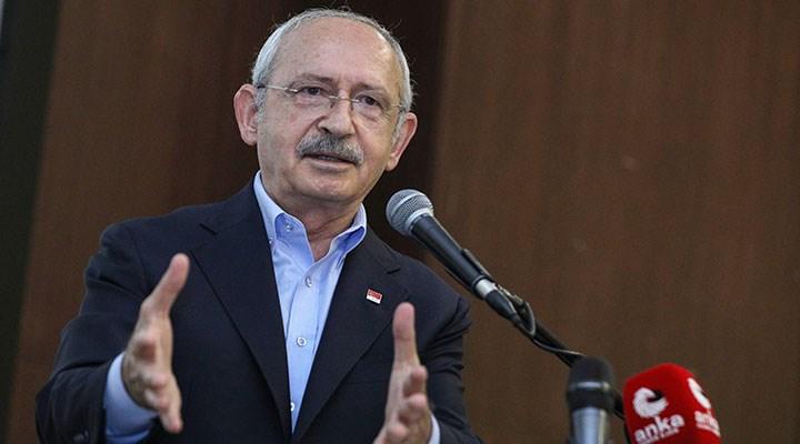 Kılıçdaroğlu: Milyarlarca dolar bu milleti soyan bir ekip var, 5'li çete