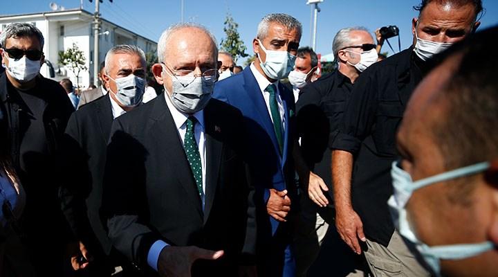Kılıçdaroğlu 'kanaat önderleri' ile temasta