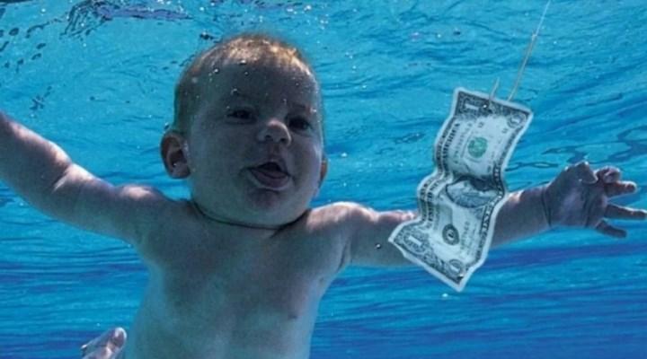 Nevermind albümünün kapağındaki Elden, Nirvana'ya 'çocuk pornografisi' kullandıkları gerekçesiyle dava açtı