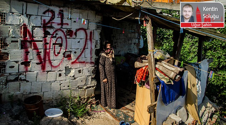 Olimpiyat Stadı'na komşu Filistin Mahallesi'nin hikâyesi: Çamura razıyız, yıkmayın