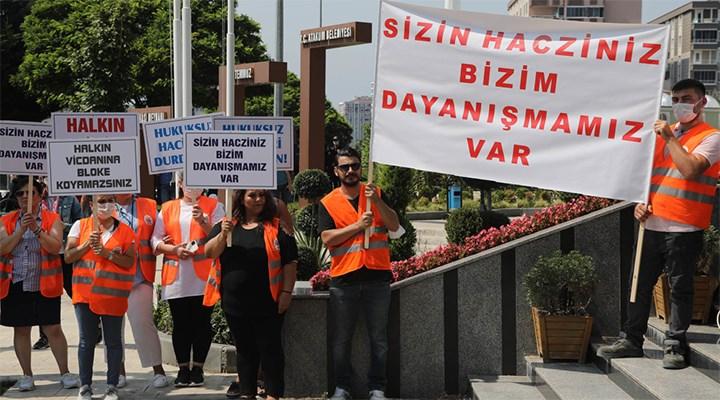 Atakum Belediyesi'nin hesaplarına haciz kondu: CHP ve İYİ Parti'den protesto