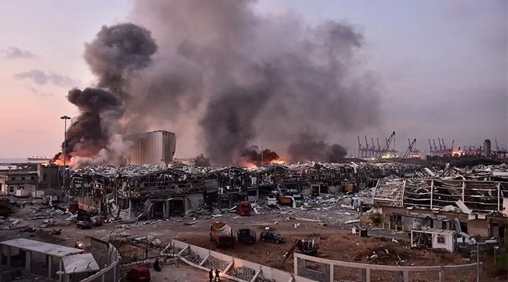 Beyrut Limanı patlamasıyla ilgili soruşturmada başbakan için