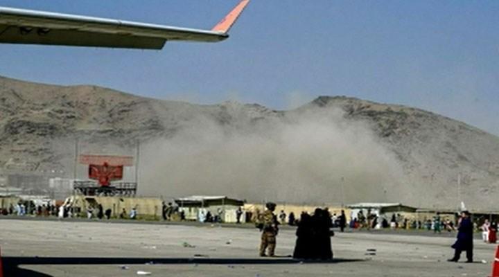 Kabil Havaalanı bölgesinde patlama: 13 kişi hayatını kaybetti