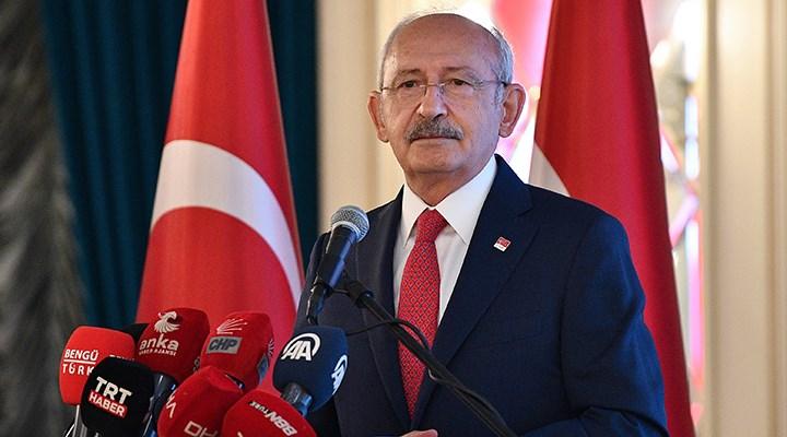 Kılıçdaroğlu: Esad ile anlaşmamız lazım