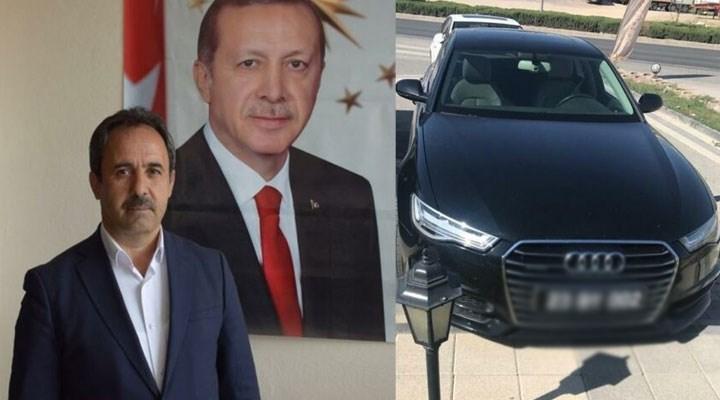 600 bin TL'ye makam aracı alan AKP'li başkan: Şahin alacak halimiz yok
