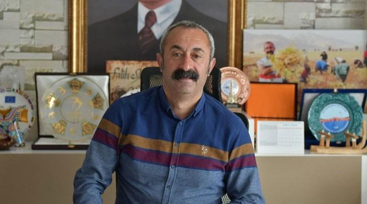 Maçoğlu, Dersim'de devam eden yangını anlattı: Bölgeye girmek isteyince kaymakam üzerimize yürüdü