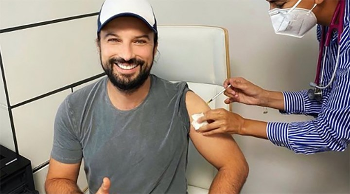 Tarkan aşı oldu: Benim de kafam karışıktı
