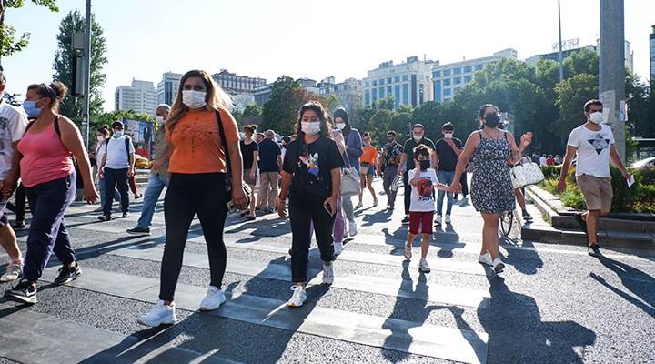 Türkiye'de koronavirüs: Son 24 saatte 244 can kaybı