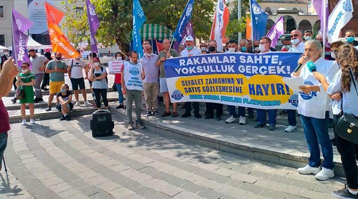 Memur Sen sattı KESK greve çıktı