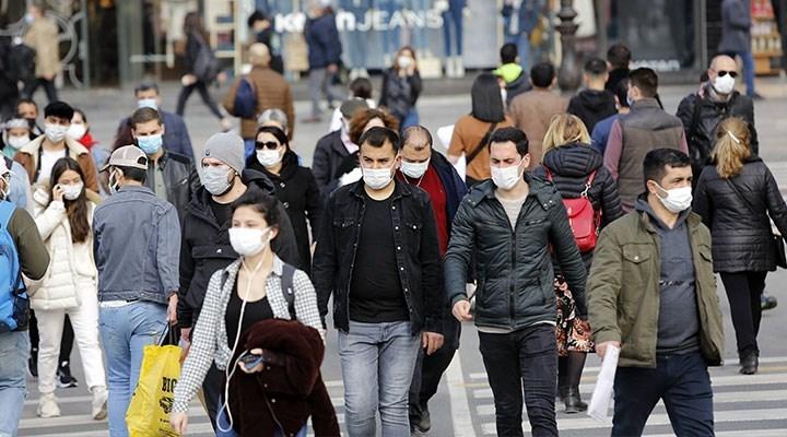 Son 24 saatte 245 kişi koronavirüsten hayatını kaybetti