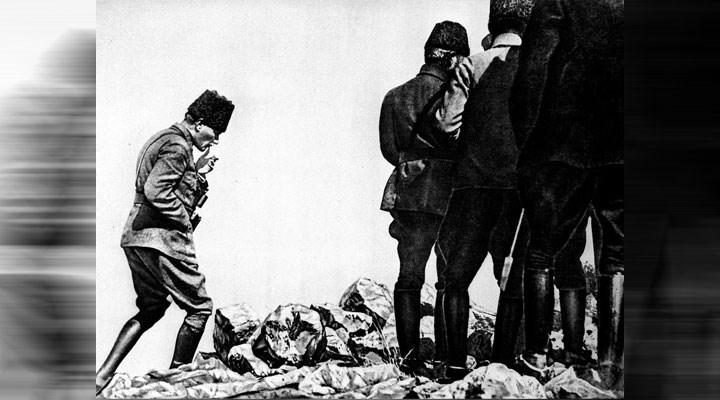 Emperyalistler 99 yıl önce kaybetti