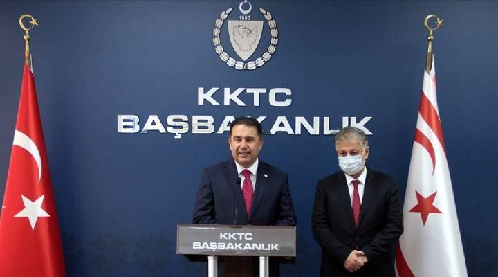 Kuzey Kıbrıs Başbakanı Saner: Suriye'den denize sızan petrolle ilgili kriz masası kuruldu