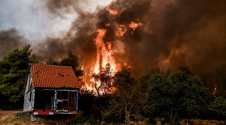 Orman yangınları  ve kemer sıkmak