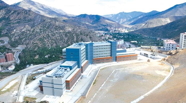 Vurgun hastanesi sonunda açılıyor
