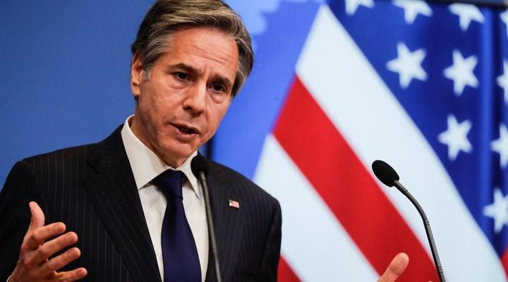 ABD Dışişleri Bakanı Blinken'dan Afganistan açıklaması