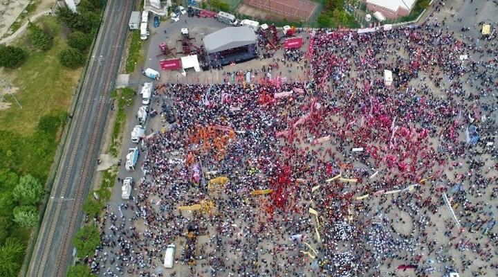 Bakırköy Kaymakamlığı'ndan 5 günlük 'Barış Mitingi' yasağı