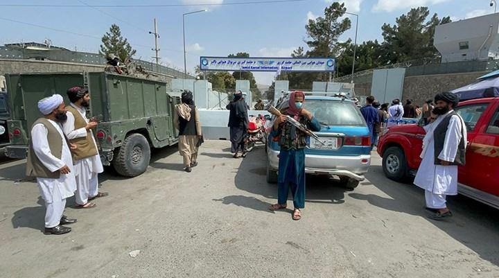 Kabil Havalimanı'nın kontrolü Taliban'a geçti