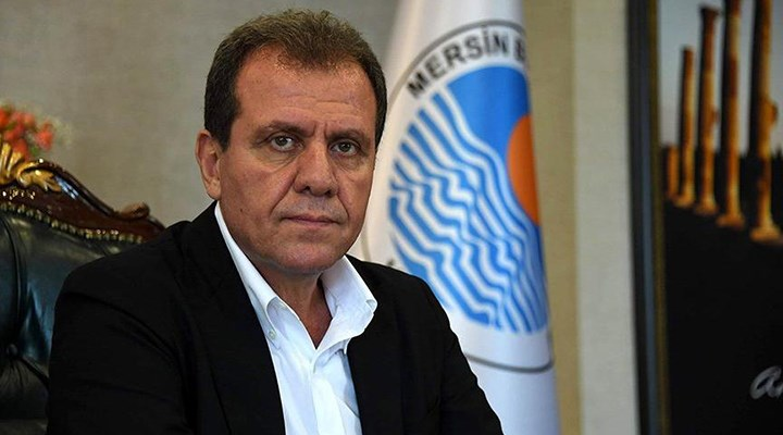 Mersin Büyükşehir Belediye Başkanı Seçer, köpekten ürken polisin şikayetiyle ifade verdi