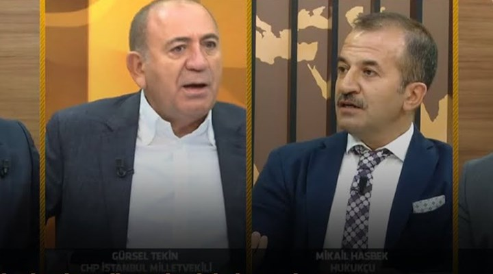 CHP'li Gürsel Tekin'den Mikail Hasbek'e: Sen Taliban temsilcisi olarak mı geldin?
