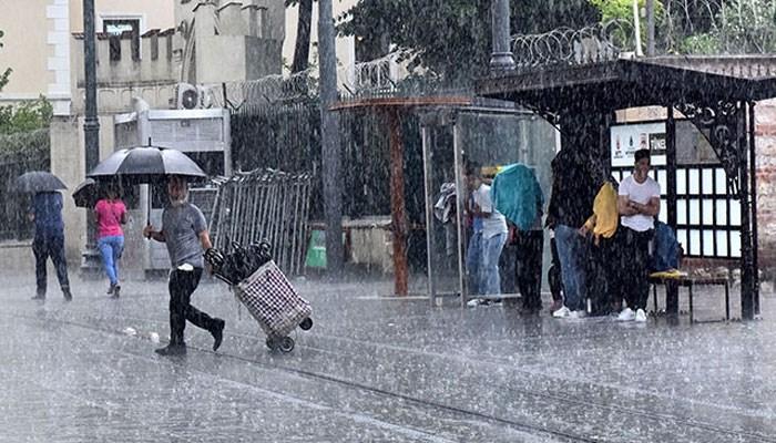 Meteoroloji'den Batı Karadeniz için 'sel' uyarısı