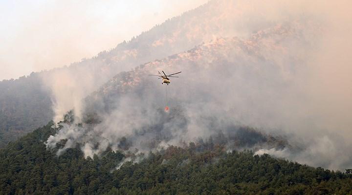 Antalya'da ormanlara giriş yasağı uzatıldı
