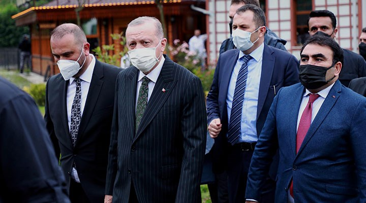 Erdoğan'dan İkizdere Direnişi'ne: Ne kadar sol varsa, komünist varsa alıp buraya getiriyorlar