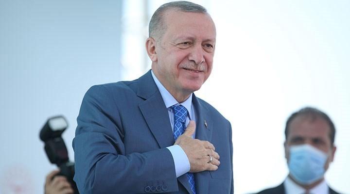 Erdoğan: Öğretmen maaşlarını en çok iyileştiren ülke Türkiye
