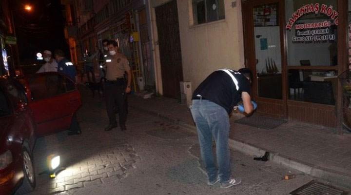 Kahvehanede çatışma: 1 ölü, 3 yaralı