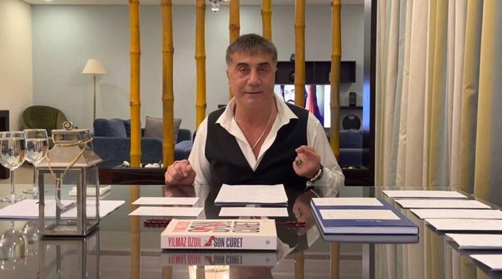 Sedat Peker, neden video çekmediği sorusuna BAE'yi işaret ederek yanıt verdi
