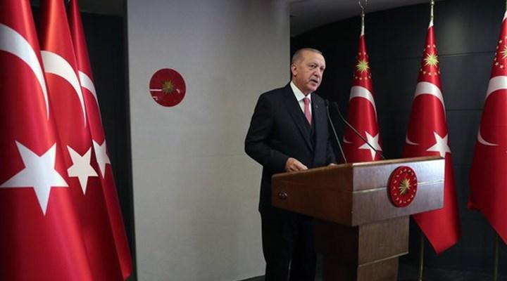 Cumhurbaşkanı Erdoğan'dan Akşener'e: Yolun açık olsun