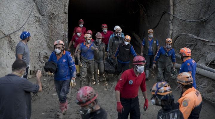 Erzurum'da bir ay önce sele kapılarak kaybolan işçinin cansız bedenine ulaşıldı