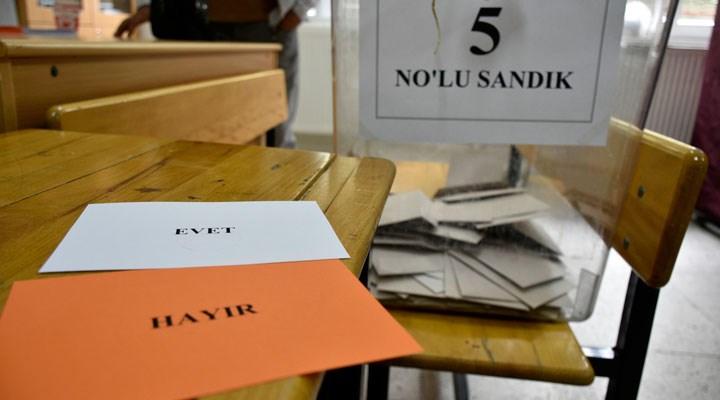 Gümüşhane'den ayrılmak isteyen 2 köyde referandum yapıldı