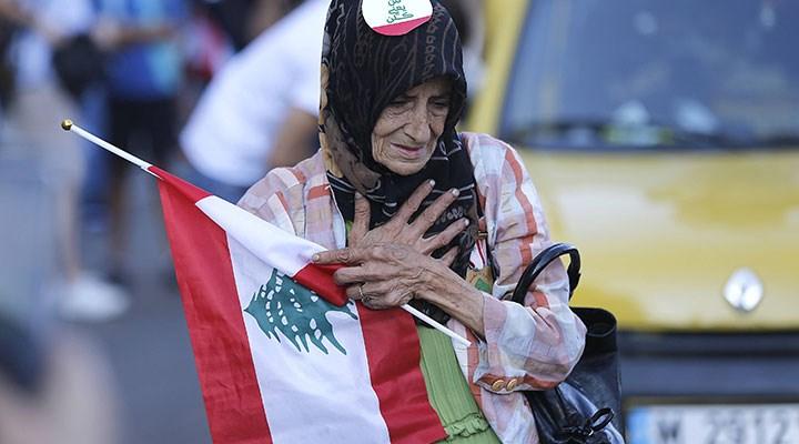 Lübnan halkı kıtlık koşulları altında