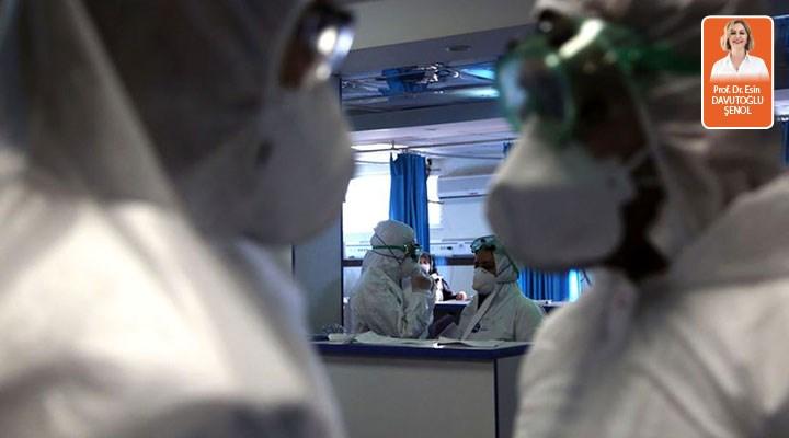 Pandeminin en gri günleri