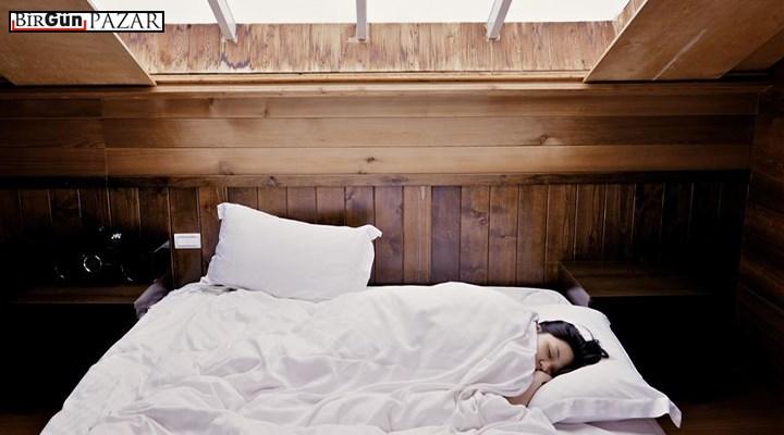 Valla biz iyi uyumuşuz!