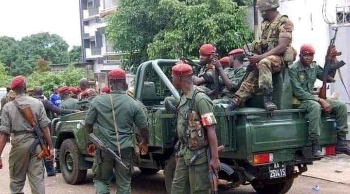 Dışişleri Bakanlığı, Gine'de yaşanan askeri darbeyi kınadı