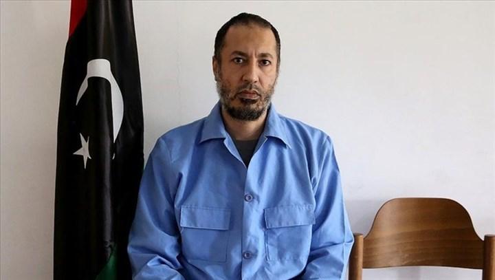 Kaddafi'nin oğlu Sadi Kaddafi serbest bırakıldı, Türkiye'ye geleceği bildirildi
