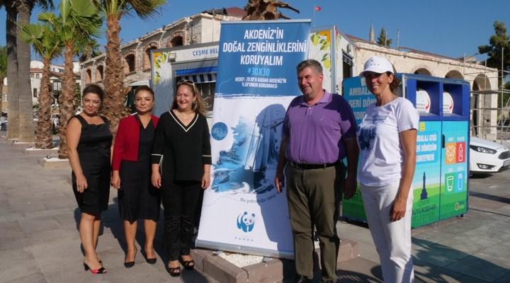 Çeşme Belediyesi, Plastik Kirliliği ile Mücadele Eylem Planını açıkladı