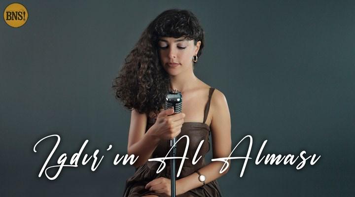"""Seda Ekici'den akustik bir ilk tekli: """"Iğdır'ın Al Alması"""""""