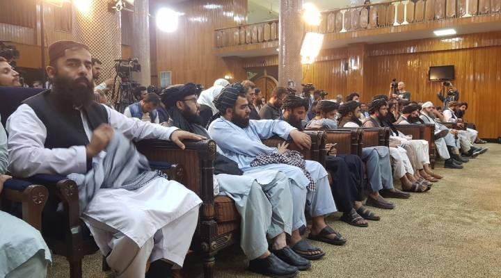 Taliban, geçici hükümeti açıkladı