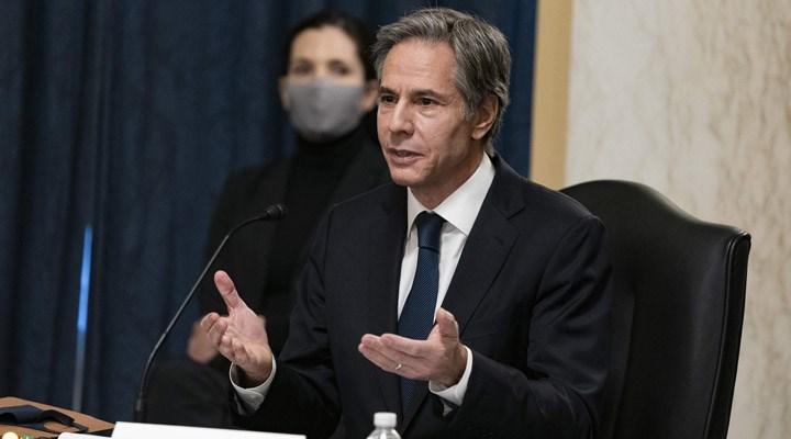 ABD Dışişleri Bakanı: Taliban'ın tanınması için sözlerini tutması gerek