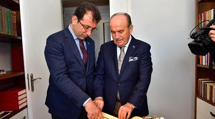 İmamoğlu: Kadir Topbaş'a belediye başkanlığı yaptırılmamış