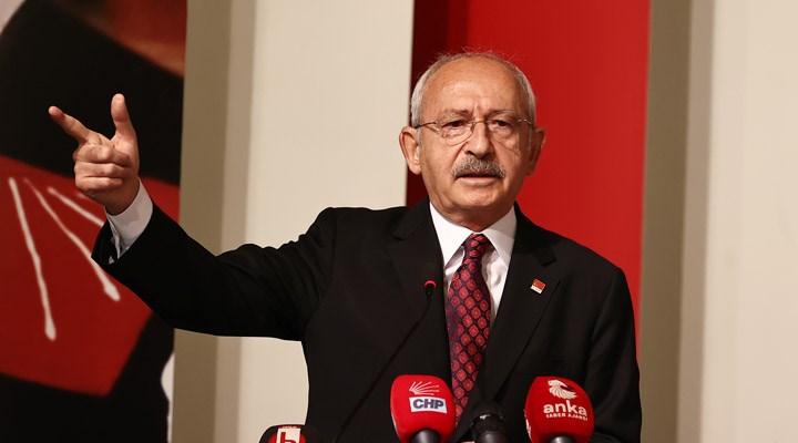 Kılıçdaroğlu'ndan iktidara eleştiriler: Türkiye'yi yönetemiyorlar