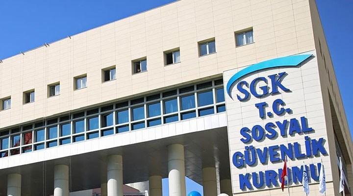 Çok sayıda üst düzey personelin görevden alınmıştı: SGK'de milyarlık operasyon