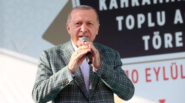 Erdoğan'dan partisine: Seçimlere kadar gece gündüz sahada olmamız gerekiyor